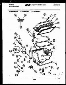 Chest Freezer Parts Diagram  U0026 Parts List For Model