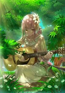 13 best images about With Guitar on Pinterest | Cute manga ...