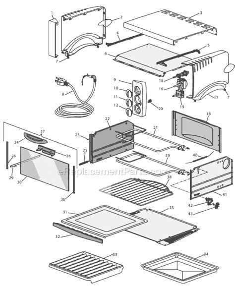 toaster oven parts delonghi toaster oven w rotisserie eo1200b