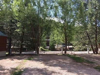 Ruidoso Rv Lake Rainbow Parks Resort Cabin