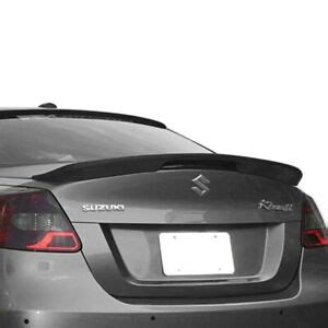For Suzuki Kizashi 2010-2013 RKSport Fiberglass Rear Trunk ...