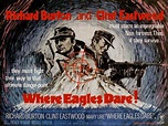 The Clint Eastwood Archive: Where Eagles Dare 1968