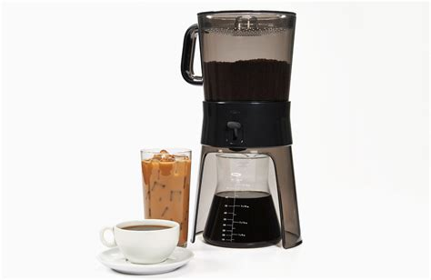 cold brew coffee maker review oxo cold brew coffee maker wired