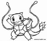 Squirtle Pokemon Coloring Pages Charmander Printable Charizard Getdrawings Getcolorings Popular Library Clipart Coloringtop sketch template