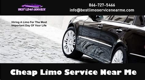 Cheap Limo Service by Why You Should Hire A Cheap Limo Service Near You For Your