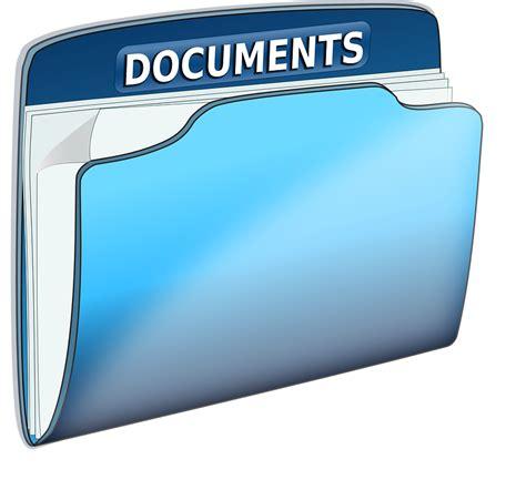 bureau of finance image vectorielle gratuite documents dossier bureau