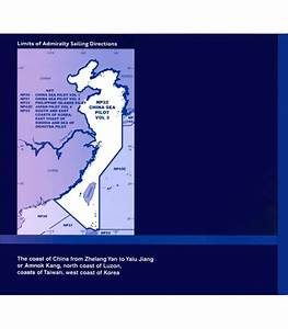 It Index Chart Np32 Admiralty Sailing Directions China Sea Pilot Volume 3