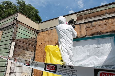cement asbestos board cab siding removal caz
