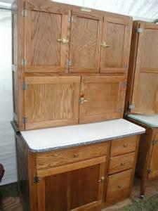 hoosier cabinet hoosier cabinets pinterest