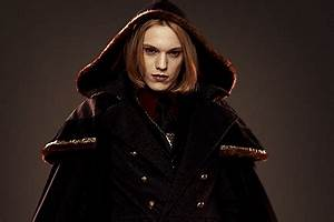 New BREAKING DAWN PART 2 promo image of Jamie Campbell ...