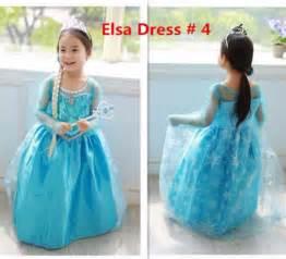 princess elsa anna frozen dressup costume dress ball gown