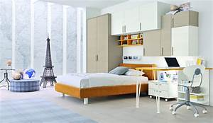 Modern Kid's Bedroom Design Ideas - Futura Home Decorating