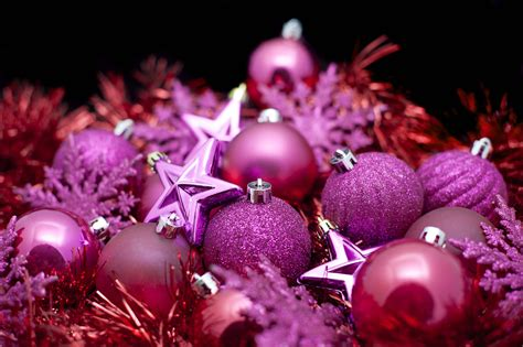 Purple Ornaments Wallpaper by Pink Backgrounds Wallpaper Cave