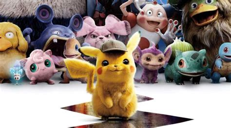 pokemon detective pikachu characters  pokemon wallpaper