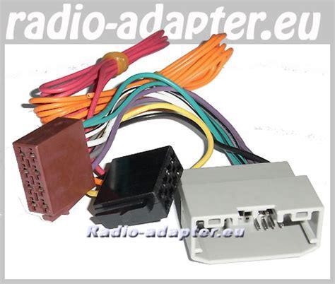 Jeep Radio Wiring Harnes by Jeep Wrangler 2007 Onwards Car Radio Wire Harness Wiring