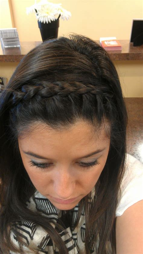 127 Best French Braid Styles Images On Pinterest Braid