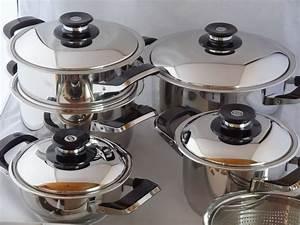 Amc Töpfe Set : amc utensilios 12 pzas secuquick olla ollas de acero inoxidable ollas de cocinero olla arondo ~ Eleganceandgraceweddings.com Haus und Dekorationen