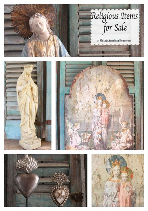 virgin mary  baby jesus vintage style wood wall image