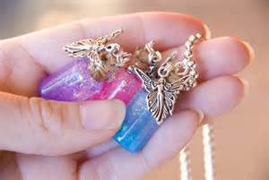 glow necklaces fairy dust elixir necklaces photo 2 by