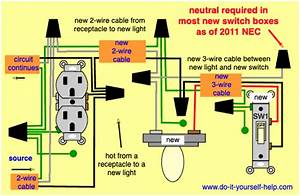 In A New Light Wiring Diagram