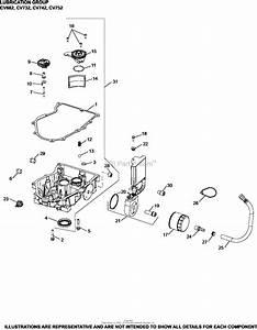 Kohler Cv682 Exmark 22 5 Hp  16 8 Kw  Parts