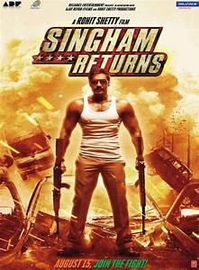 Singham Returns Ajay Devgn Wallpaper Poster - 10511 | 4 ...