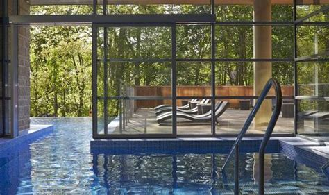 spa review woburn forest center parcs transformed