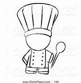 Chef Colouring Pages Tattoo Outline Hat Clipart Drawing Cooking Coloring Chefs Template Hats Ezra Little Quotes Printable Pattern Cute Sheets sketch template