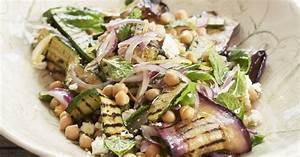 Salat Mit Zucchini : auberginen zucchini salat mit kichererbsen rezept eat ~ Lizthompson.info Haus und Dekorationen