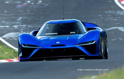 si e auto pour nouveau n un nouveau record pour la nio ep9 électrique au nurburgring