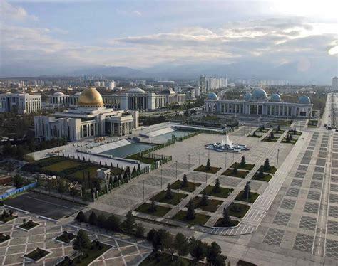 Ashgabat, Turkmenistan - Tourist Destinations
