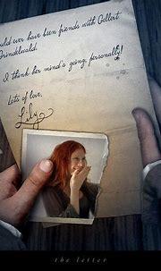 Severus Snape Fan Art: The Letter | Severus snape, Snape ...