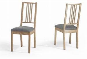 chaises de salle a manger lot de 2 chaises en bois et With salle À manger contemporaine avec chaise de salon en bois