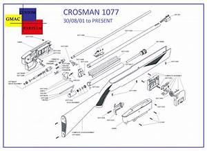 Crosman Spare Parts Uk