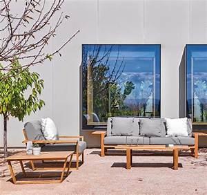Outdoor Möbel Holz : teak holz lounge m bel lineal rattan loom korb m bel looms ~ Sanjose-hotels-ca.com Haus und Dekorationen