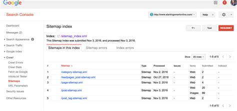 Submit Your Sitemap Google Bing Yahoo Starting