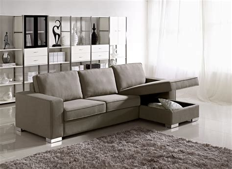 chaise lounge sofa with storage pale brown leather sofa chaise lounge with storage under