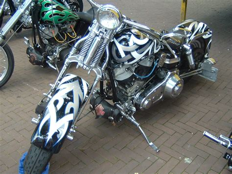 Harley Davidson Types