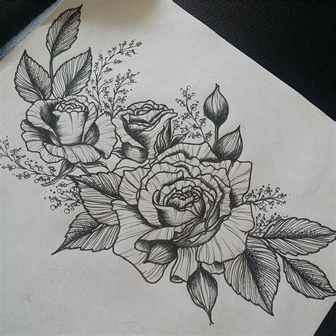 Dibujos De Flores Tumblr A Lapiz