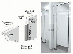 magnificent 90 bathroom stall gap covers decorating With bathroom stall privacy strip