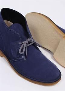 Clarks Originals Desert Boot : clarks originals desert boot dark blue ~ Melissatoandfro.com Idées de Décoration