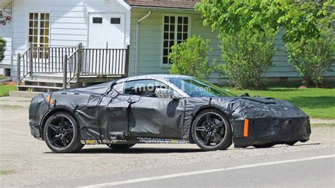 Even there are complaints that the ferrari 488 its too quiet. 2020 Mid-Engined Chevy Corvette Spied Up Close