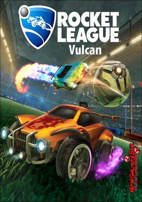 rocket league vulcan   full version setup