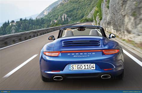 Ausmotivecom Porsche 911 Carrera 4 And 4s Revealed