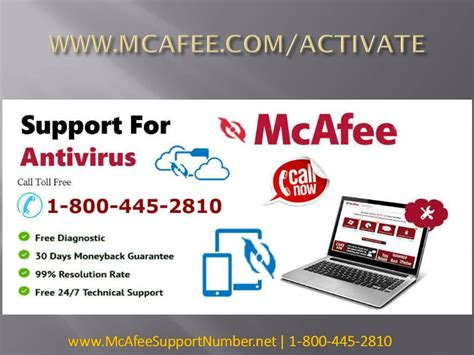 Mcafee Mobile Support by Mcafee Customer Care Number Mcafee Activate Support For
