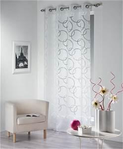 Rideaux à Poser Sur Fenêtres : tringle rideau sans per age support rideau fen tres ~ Premium-room.com Idées de Décoration
