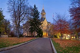 Geneva College Photograph by Emmanuel Panagiotakis