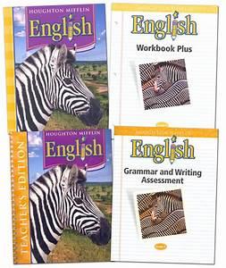 A Brighter Child - Houghton Mifflin English Grade 5 Homeschool Kit - Writing
