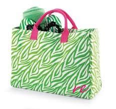 monogrammed tote bags monogrammed tote bags eco bags