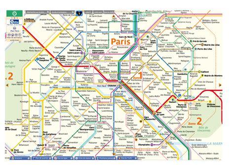 Carte Metro Pdf by Carte Metro Et Rer Pdf My